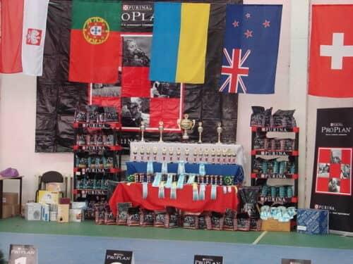 международная выставка CACIB 21 декабря в Самаре